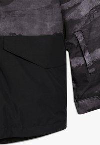 Quiksilver - MISS BLOC - Snowboardová bunda - black matte - 3