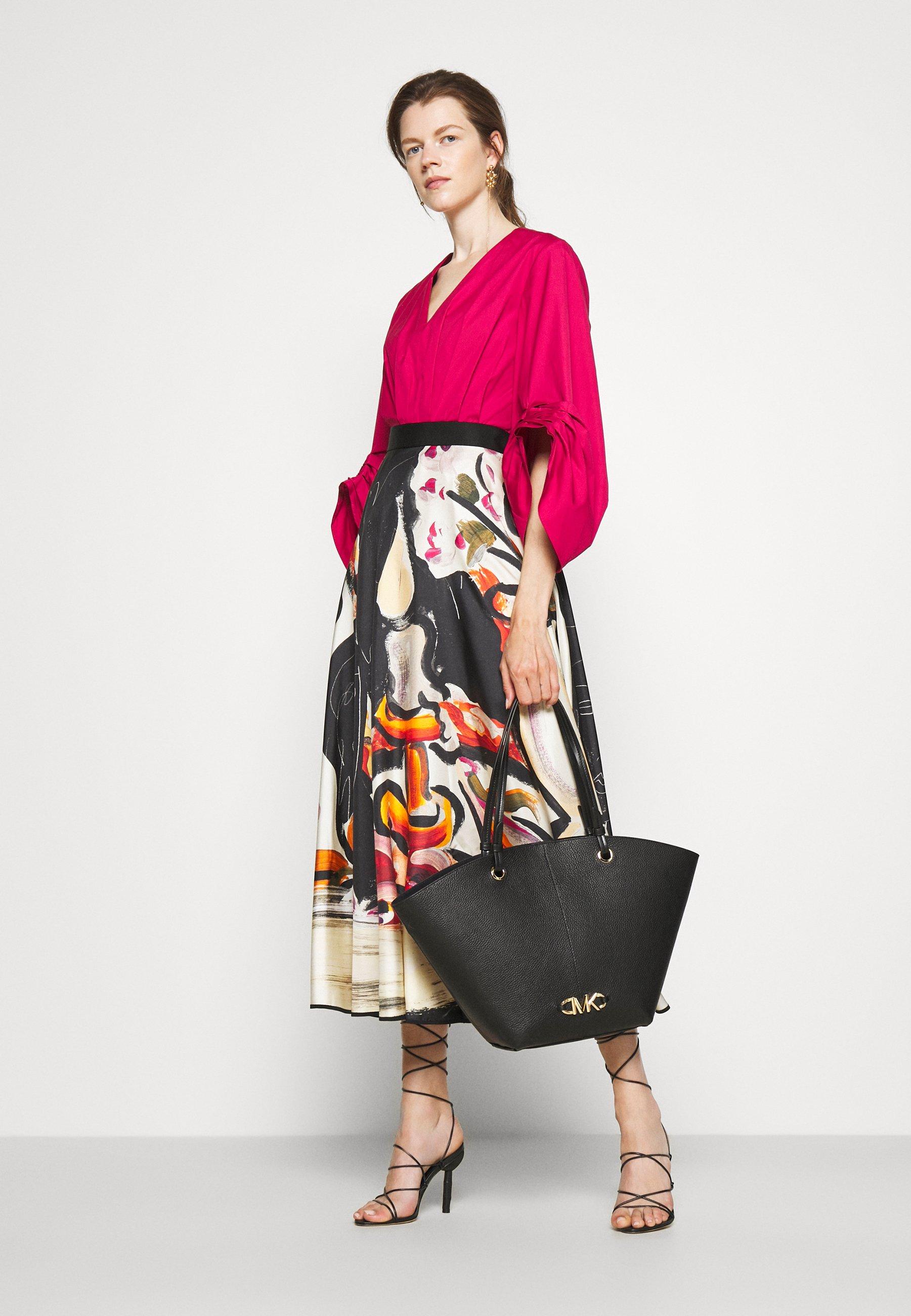 Women IZZY FAN TOTE SET - Handbag