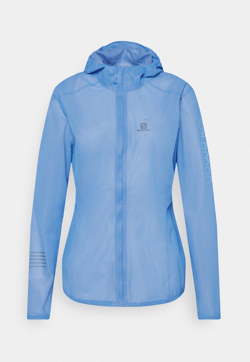 Salomon - LIGHTNING RACE JACKET - Sports jacket - marina