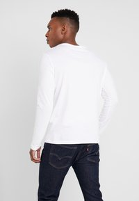 Pier One - 2 PACK - Camiseta de manga larga - white - 3