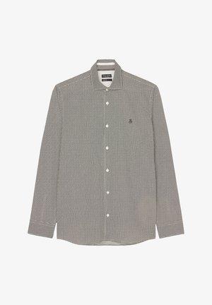 Formal shirt - multi/phantom fear