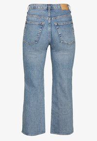 Weekday - Relaxed fit jeans - pop blue - 1