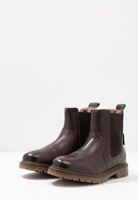 Bisgaard - Zimní obuv - dark brown - 3