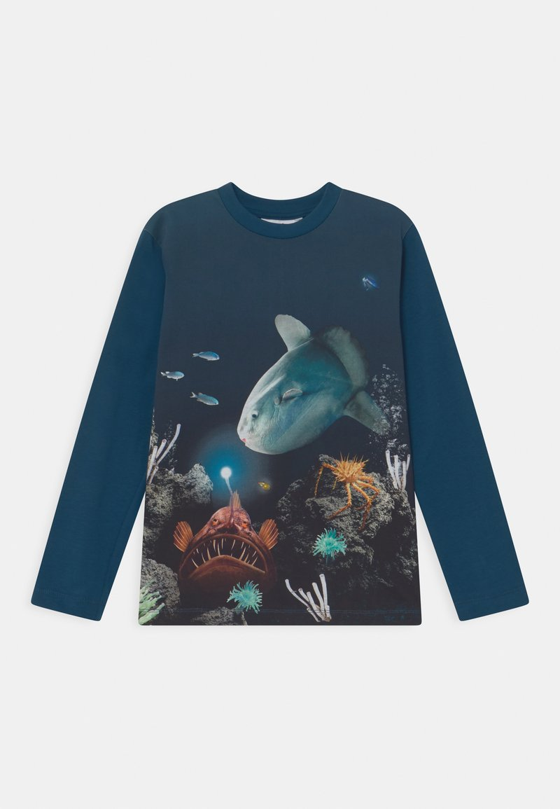 Molo - REIF - Long sleeved top - dark blue