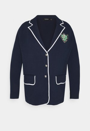 Blazer - french navy/ white