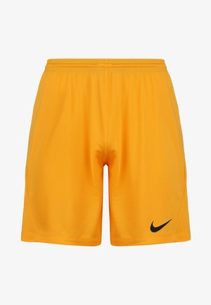 DRY PARK III - Sports shorts - university gold / white