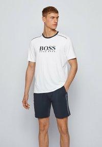 BOSS - REFINED - Pyjama set - dark blue - 0