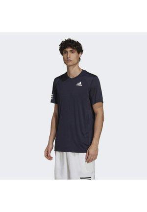 CLUB TEE - T-shirt imprimé - legend ink white