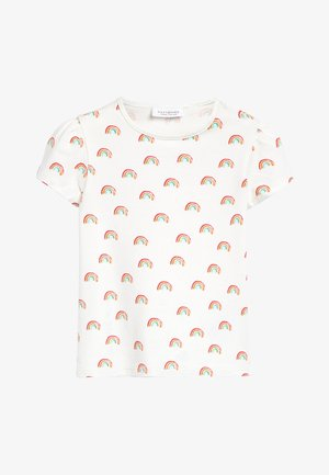 3 PACK FLAMINGO TOPS - Print T-shirt - off-white