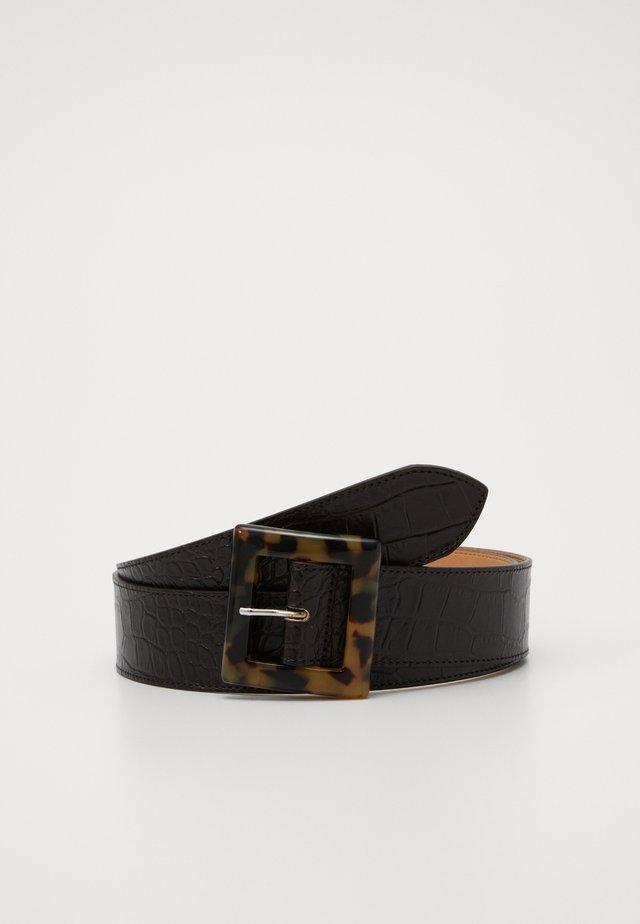 MAIURI - Waist belt - dark brown