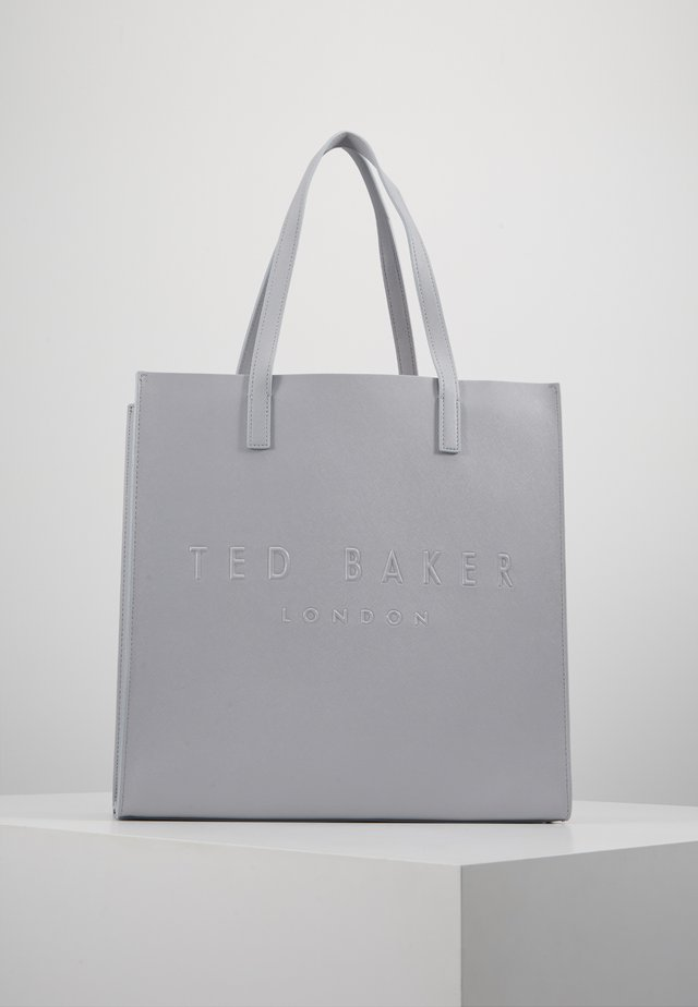 SOOCON - Tote bag - light grey