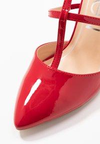 Even&Odd - Zapatos altos - red - 2