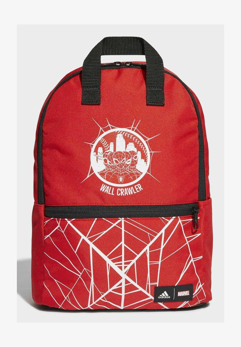 adidas Performance - MARVEL SPIDER - Reppu - red