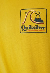 Quiksilver - BEACH TONES - Print T-shirt - honey - 2