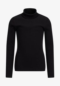 WE Fashion - Strikpullover /Striktrøjer - black