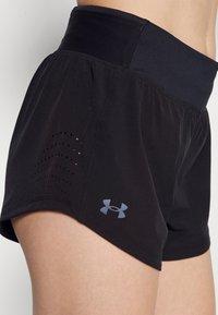 Under Armour - SPEEDPOCKET SHORT - Sports shorts - black - 5