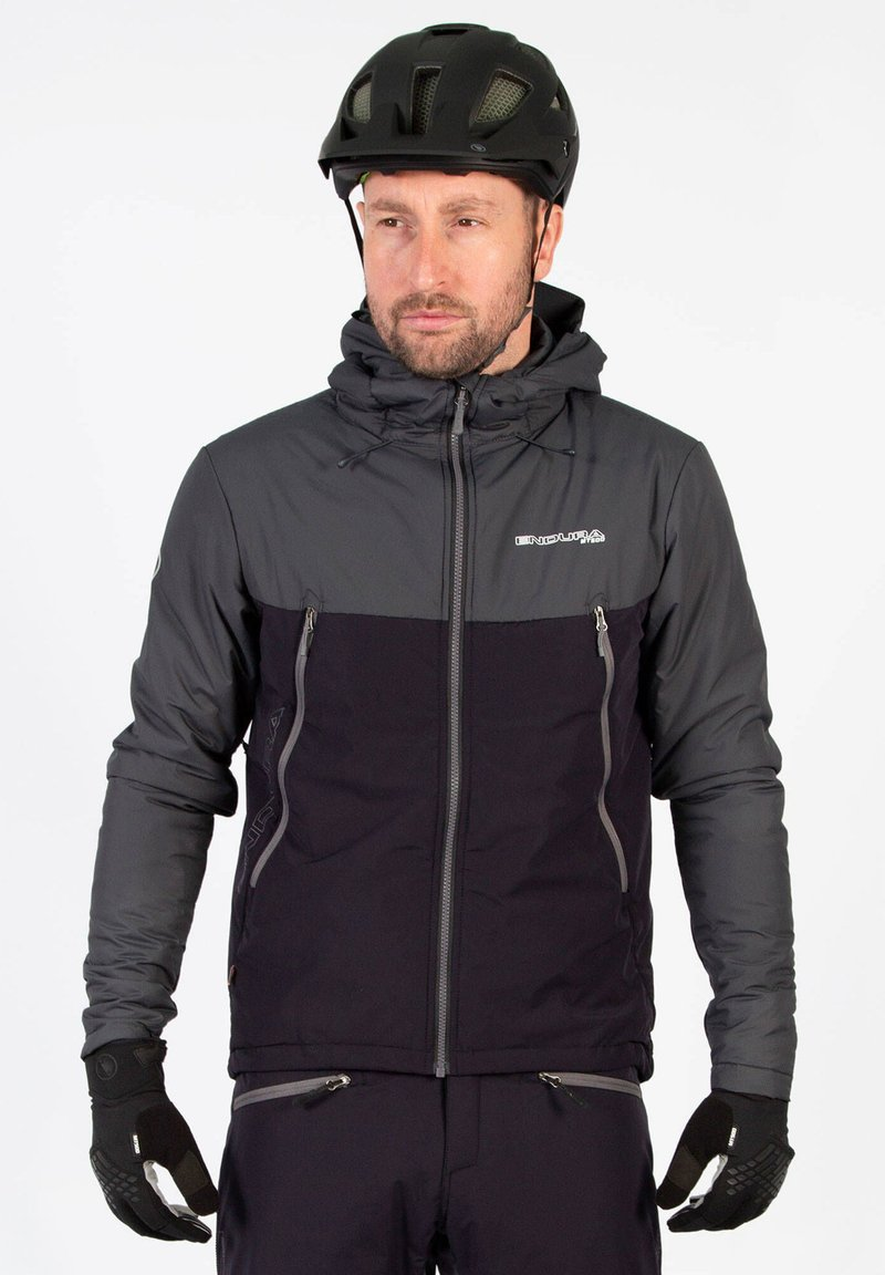 Endura - Soft shell jacket - schwarz