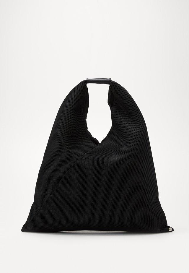 LEOPARD GIAPPONESE SMALL - Torba na zakupy - dark blue/black