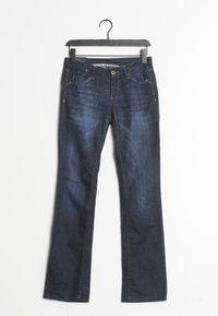 Mango - Flared Jeans - blue - 0