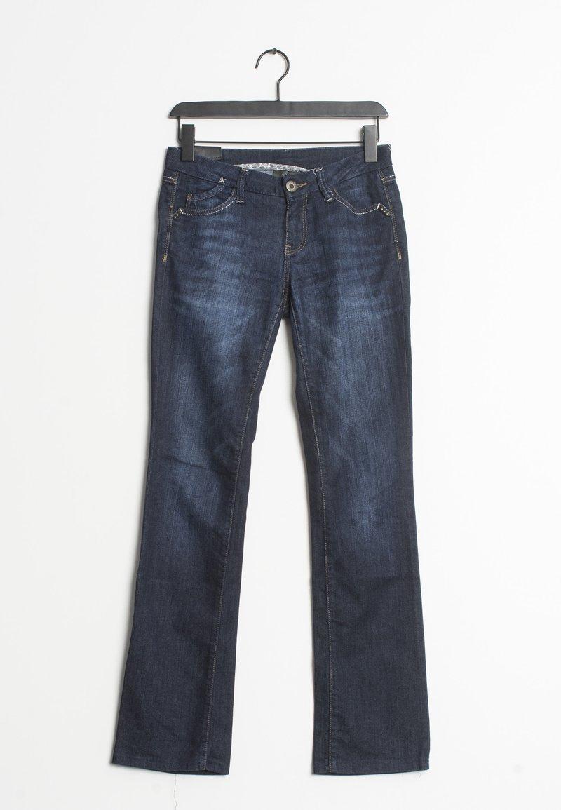Mango - Flared Jeans - blue