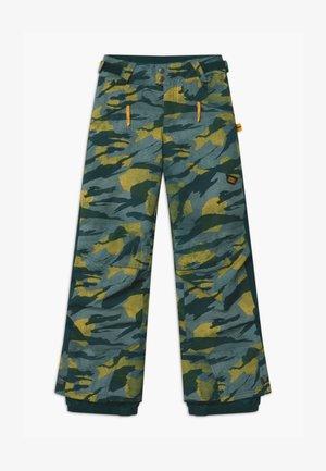 Zimní kalhoty - green