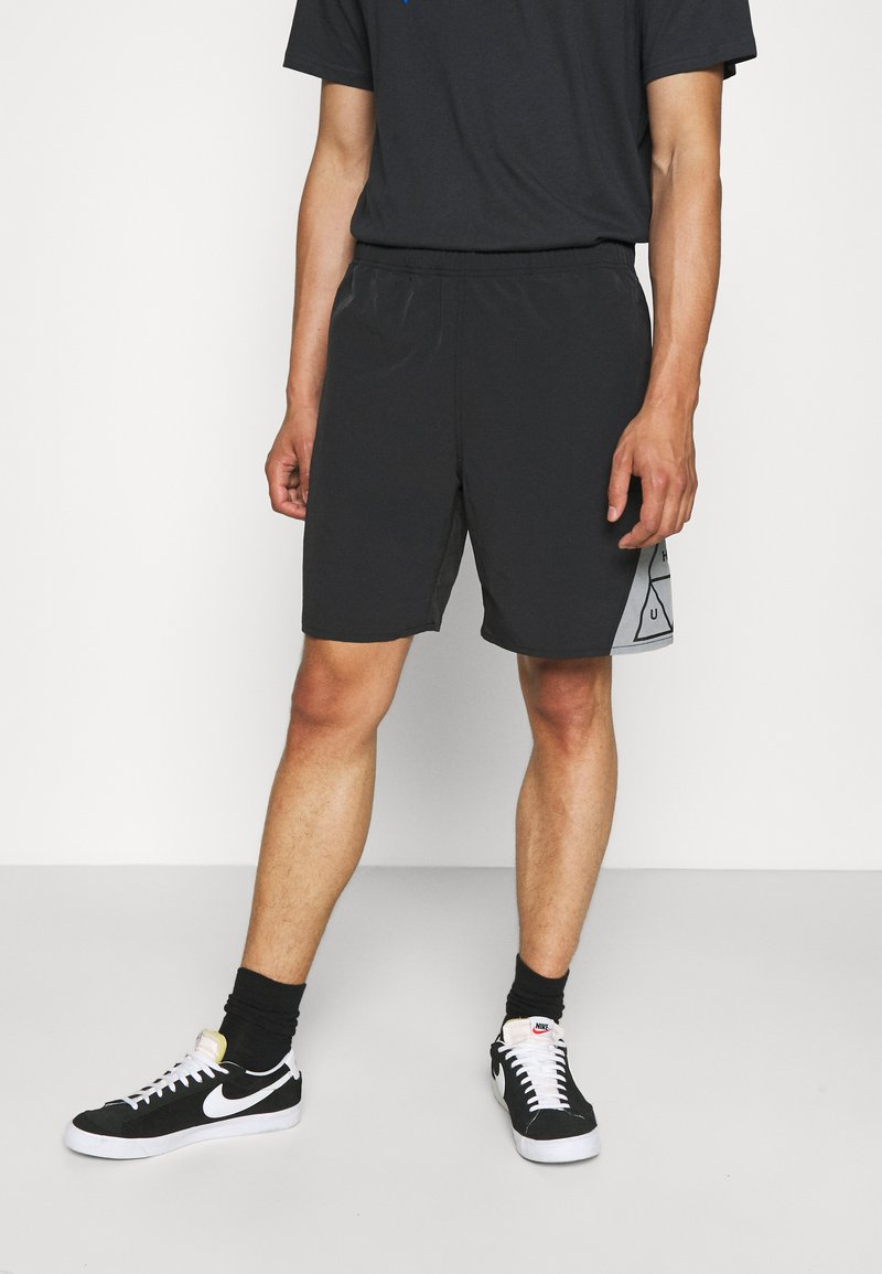 HUF - HYBRID - Shorts - black