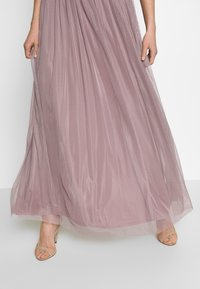 Lace & Beads - PICASSO MAXI - Occasion wear - purple - 6