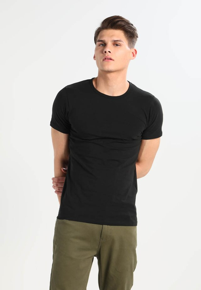NOOS - Basic T-shirt - black