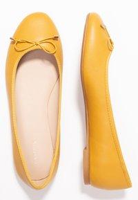PARFOIS - Ballerina - yellow mustard - 2