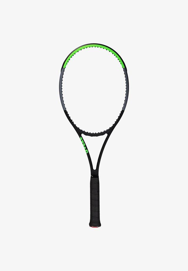 BLADE 98  - Tennis racket - schwarz/grün (702)
