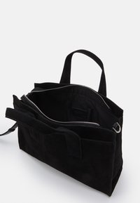 Zign - LEATHER - Handbag - black - 2