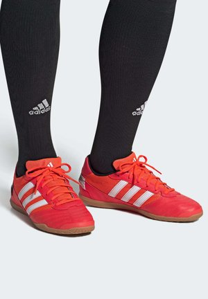 SUPER SALA BOOTS - Indoor football boots - orange