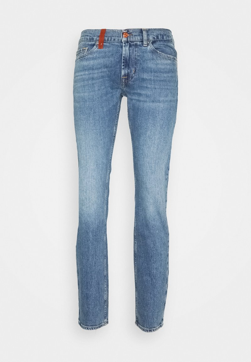 7 for all mankind - RONNIE SPECIAL EDITION - Slim fit jeans - mid blue
