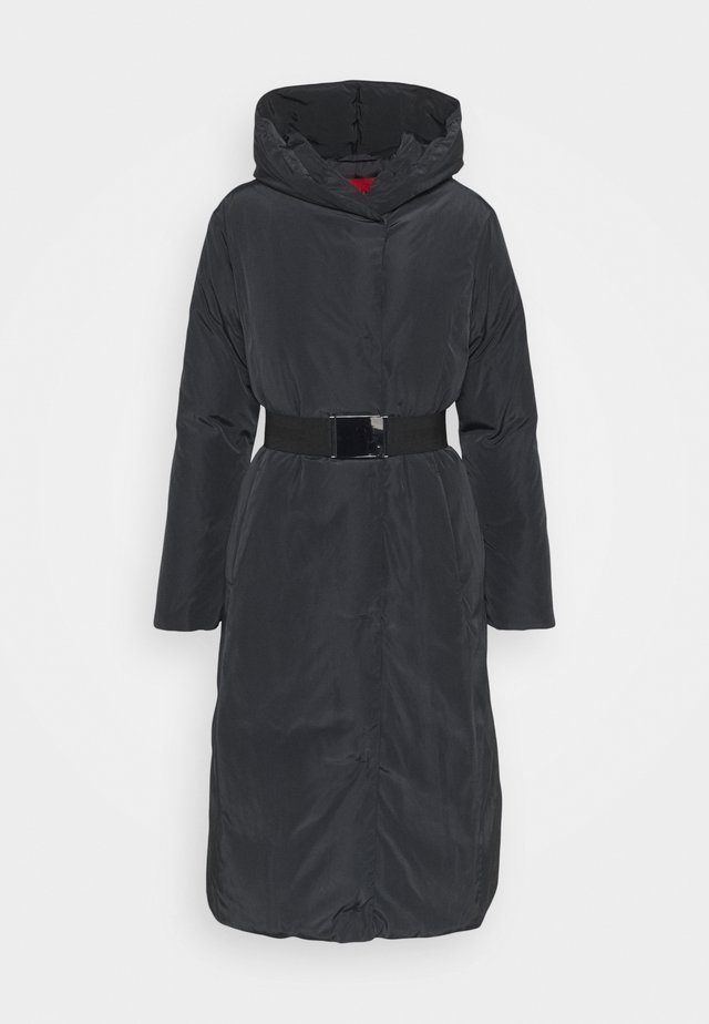 BETTY - Down coat - black