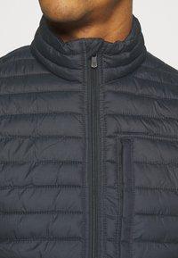 Jack & Jones PREMIUM - JPRBLASTREAK  - Light jacket - dark navy - 5