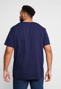 GANT - PLUS THE ORIGINAL - Basic T-shirt - evening blue - 2