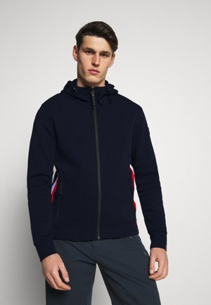 KANTOLA - Zip-up hoodie - dark blue