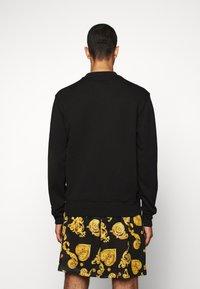 Versace Jeans Couture - Sweatshirt - black - 2