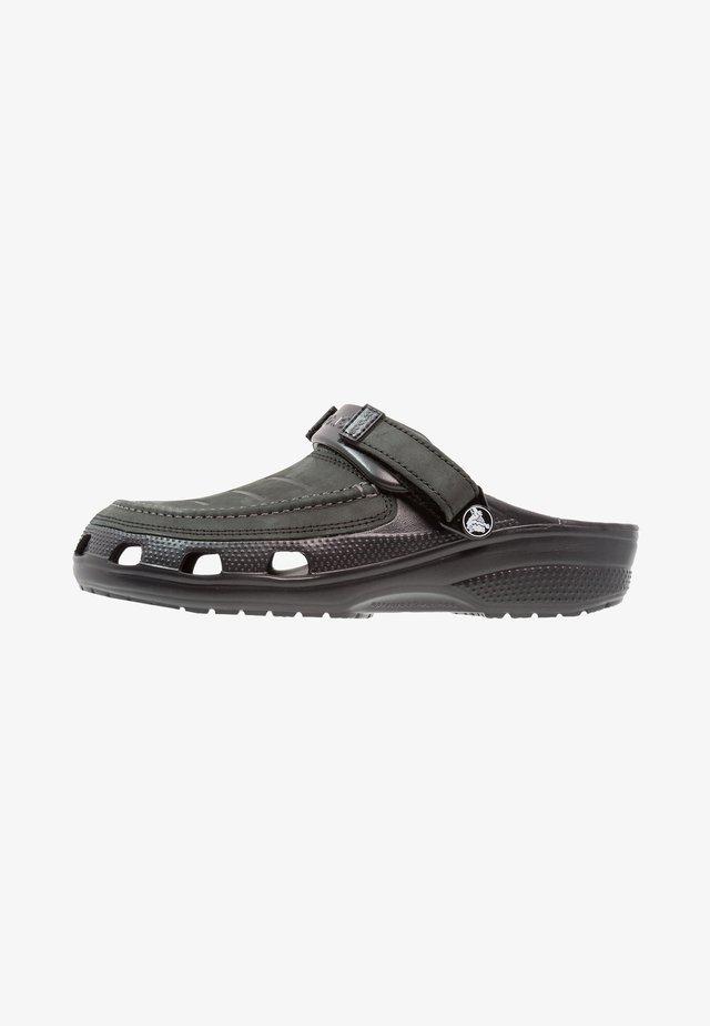 YUKON VISTA - Sandales de bain - black