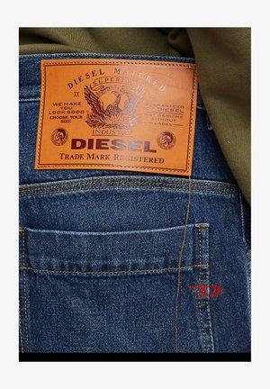 FRANKY - Straight leg jeans - dark blue