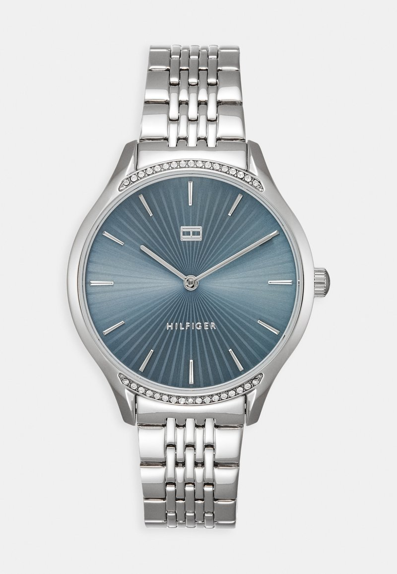 Tommy Hilfiger - GRAY - Uhr - silver-coloured