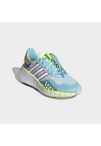 adidas Originals - CHOIGO RUNNER T&F RUN SHOES - Joggesko - blue - 1