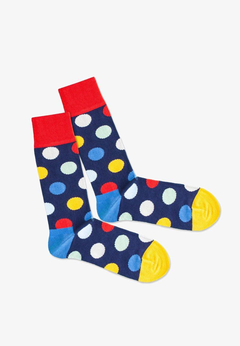 DillySocks - Sokken - blue red yellow
