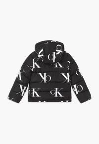 Calvin Klein Jeans - PUFFER - Winterjas - black - 1