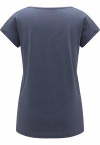 Haglöfs - FUNKTIONSSHIRT CAMP TEE - Basic T-shirt - dense blue - 5