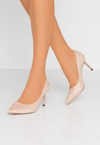 Call It Spring Wide Fit - ECLIPSE WIDE FIT - Tacones - bone - 0
