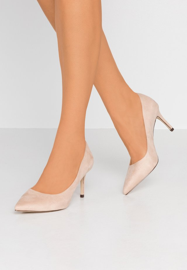 ECLIPSE WIDE FIT - Klassieke pumps - bone