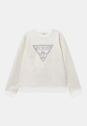 JUNIOR ACTIVE - Sweatshirt - white