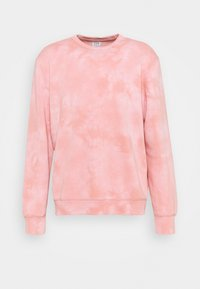 TIE DYE CREW - Sweater - pure pink