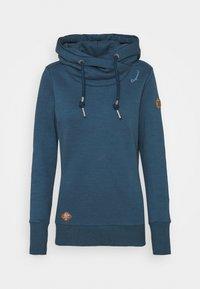 Ragwear - GRIPY BOLD - Huppari - blue - 4